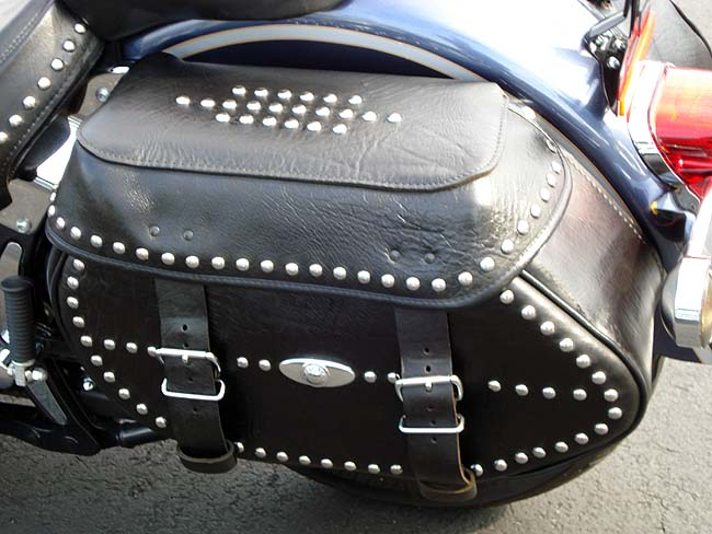 Saddlebags For Harley Davidson  Inserts