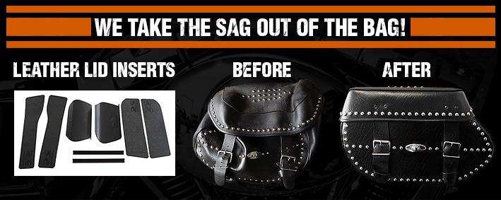Saddlebag Inserts: Harley-Davidson Heritage Softail Classic